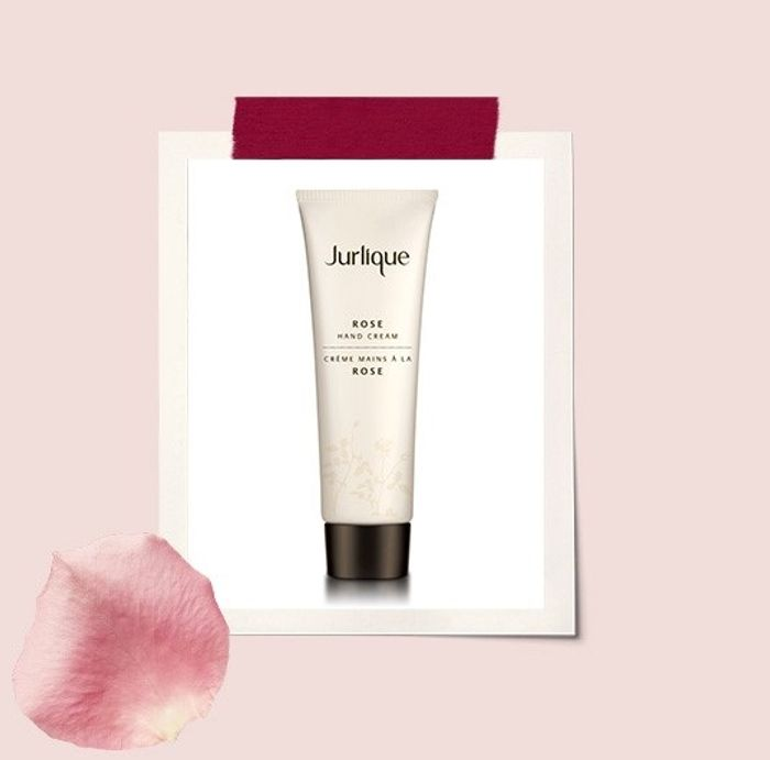 FREE Rose Hand Cream 30mL When You Spend £45 or More