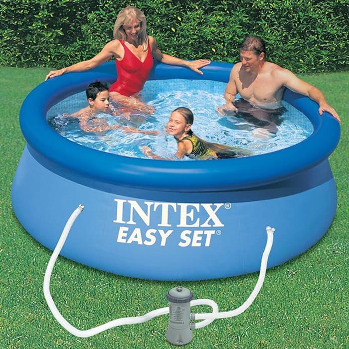 Small Intex Swimming Pool