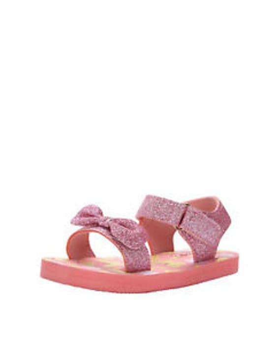 Ladybird Sheba Strap Infant Flip Flops