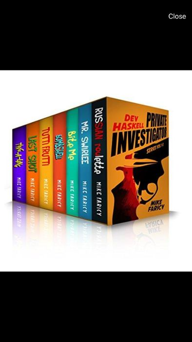Free Kindle Books. Dev Haskell Box Set 1-7 (Dev Haskell - Private Investigator)