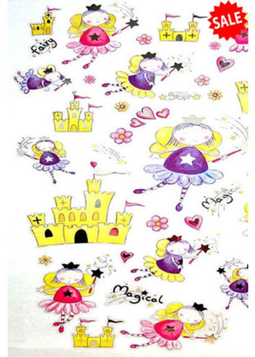 Magical Fairy Stickers