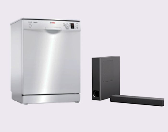 Co-Op Free New Dishwasher or Soundbar Test & Review ENDS 5/5/18