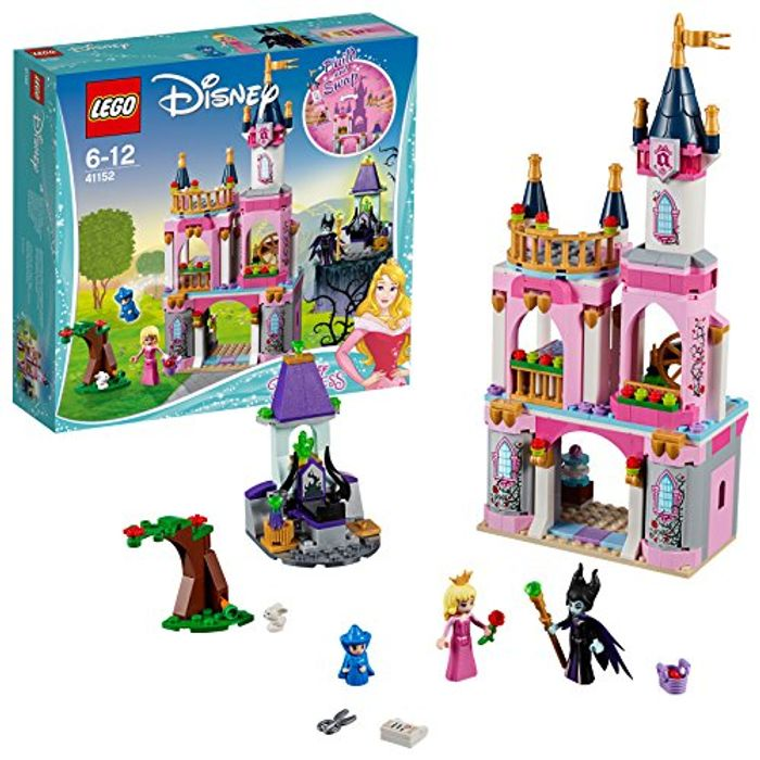 LEGO 41152 Disney Princess Sleeping Beauty's Fairytale Castle £21.97 at Amazon