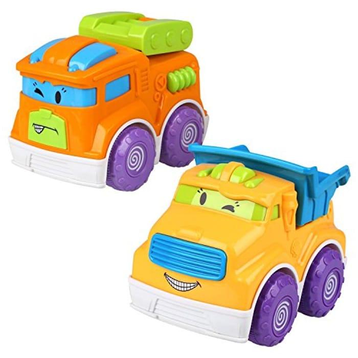 2PCS Vehicle Toy Set (LARGE)