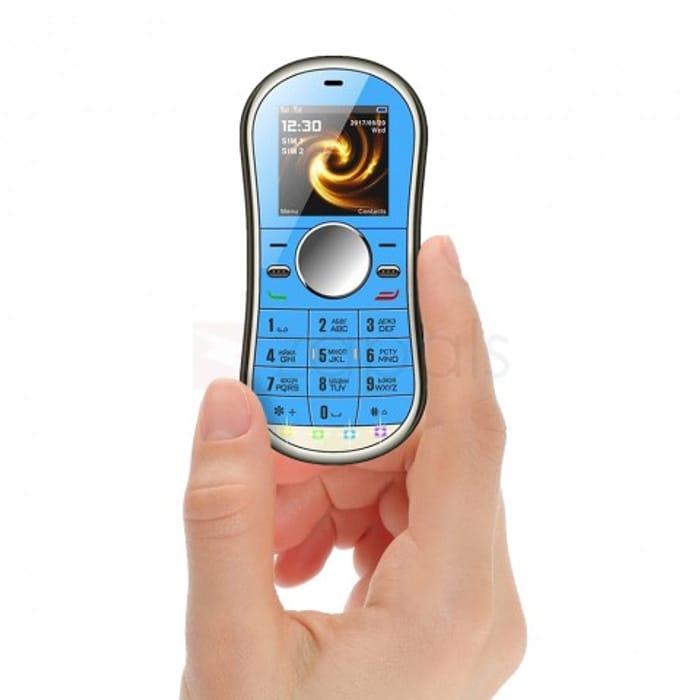 "1.3"" Mini Fidget Spinner Bluetooth Mobile Phone Dual SIM £9.01 at Zapals"