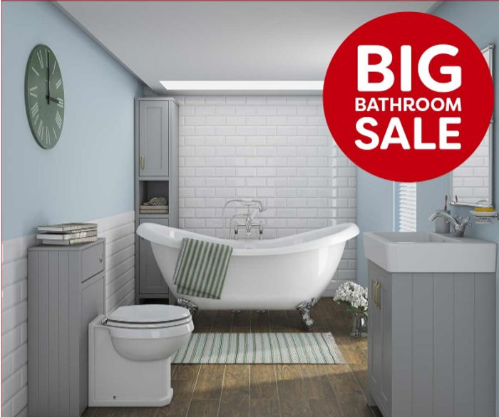 Extra 10% off Baths at Victorian Plumbing