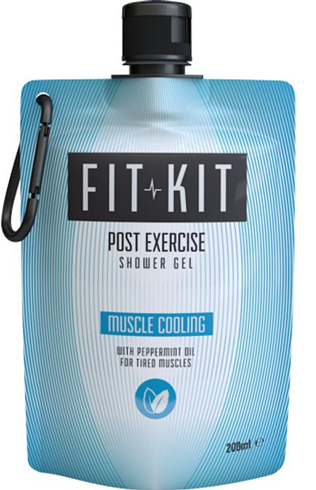 Free Post-Work out Shower Gel from Fitkit