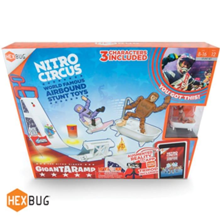 Hex Bug Nitro Circus Gigantaramp