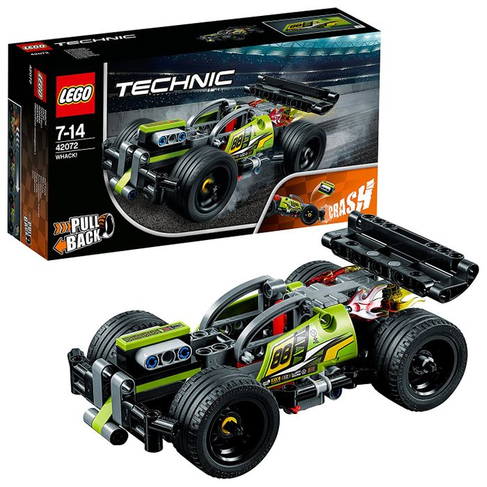 LEGO Technic WHACK £12.59 (Prime) / £16.58 (Non Prime) at Amazon - Lightning Deal