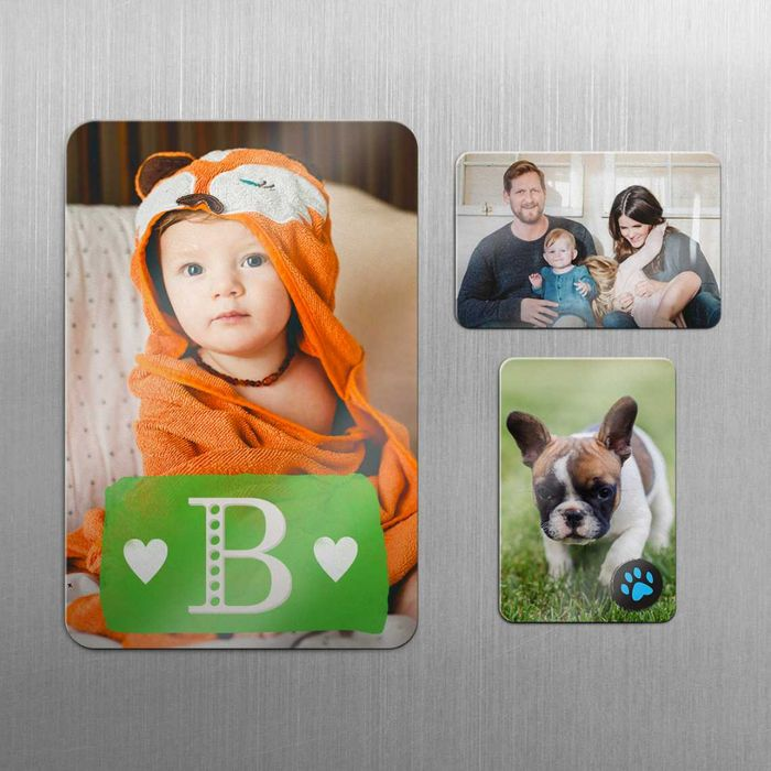 FREE Personalised Photo Magnet worth £3.99 from Snapfish