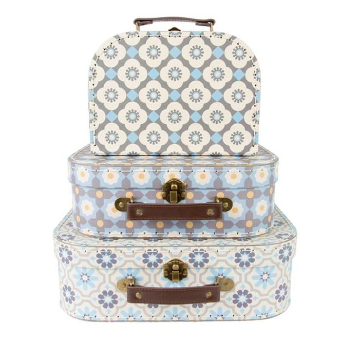 Set of 3 Storage Cases