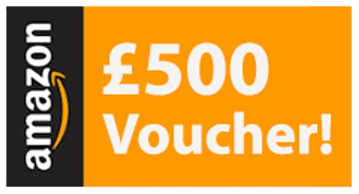 £500 Amazon Voucher Prize Draw (From Know Your Money)
