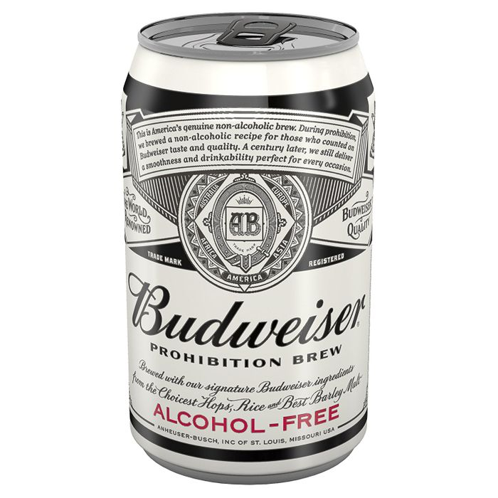 Budweiser Prohibition Can Only 1p (£15 Minimum Spend: Prime NOW)