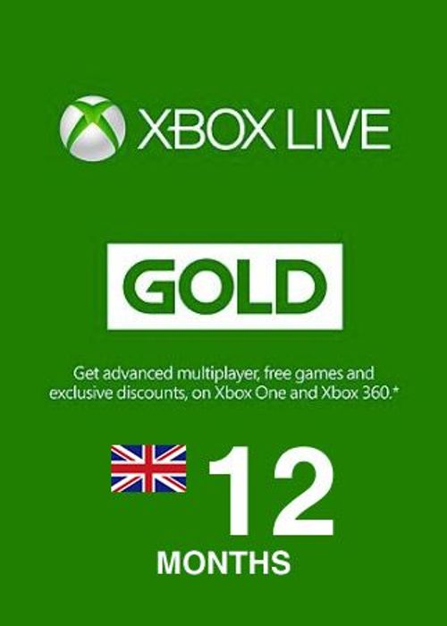 4a8c48b08ed8 Xbox Live 12 Month Deal, £28.95 at G2a   LatestDeals.co.uk