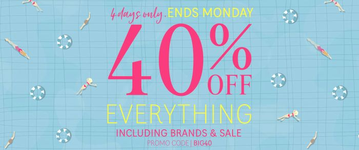 40% off Everything at La Redoute Sale Inc Brands & Sale Ends Monday