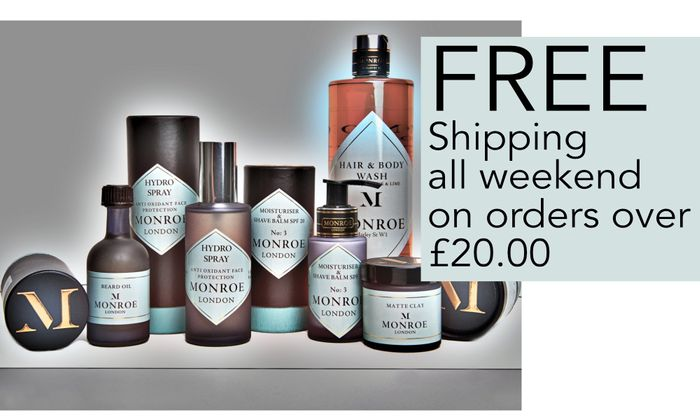 10£ of Any Order plus Free Delivery This Weekend