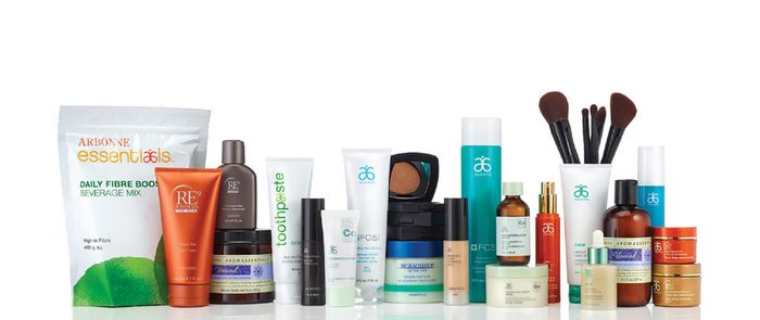 FREE Beauty Product Samples from Arbonne | LatestDeals co uk