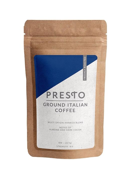 ️ Newly Launched Brand of Ground Coffee - 50% off Pouches