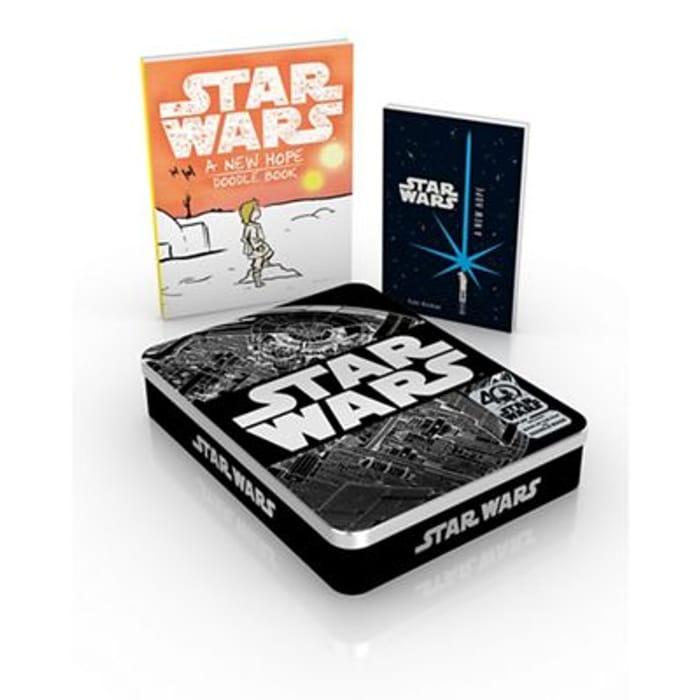 Star Wars - 40th Anniversary Tin