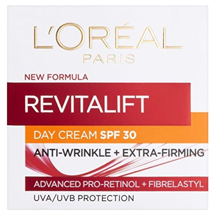 L'Oreal Paris Revitalift Day Cream SPF30 50ml