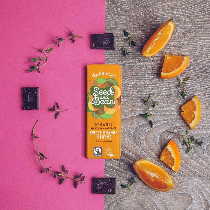 Free Mini Bar with Every Order at Seed & Bean