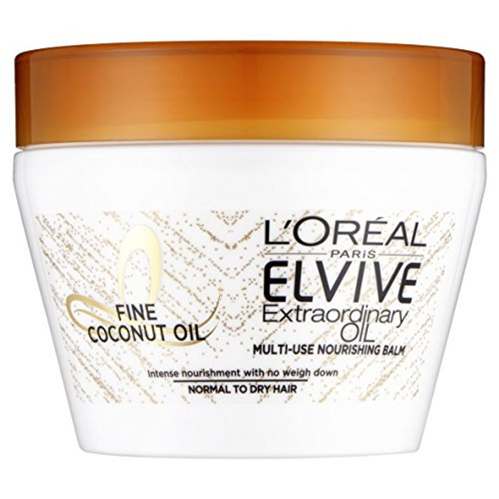 L'Oreal Elvive Extraordinary Oil Coconut Hair Mask (Add-on Item)