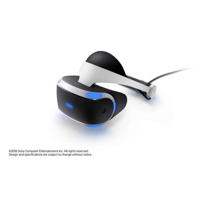 Sony Vr Headset See Voucher to Get Another £10 Off