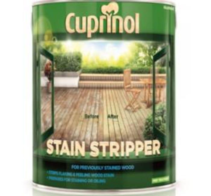 Get Cuprinol Stain Stripper for Decking Only £12