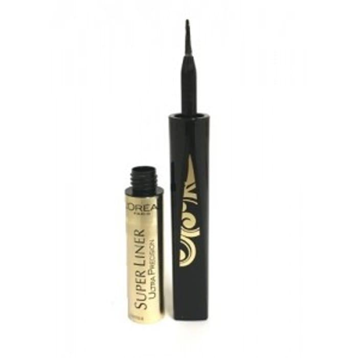 Loreal Super Liner Ultra Precision Eyeliner Black Gold