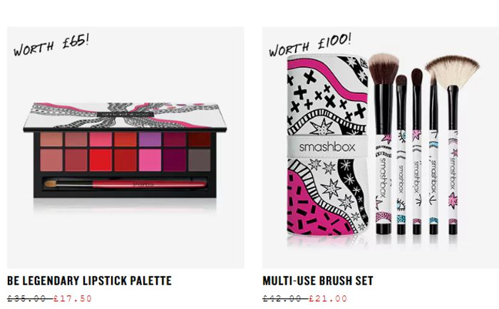Beauty Blowout with up to 50% off Makeup Sets and Free Delivery