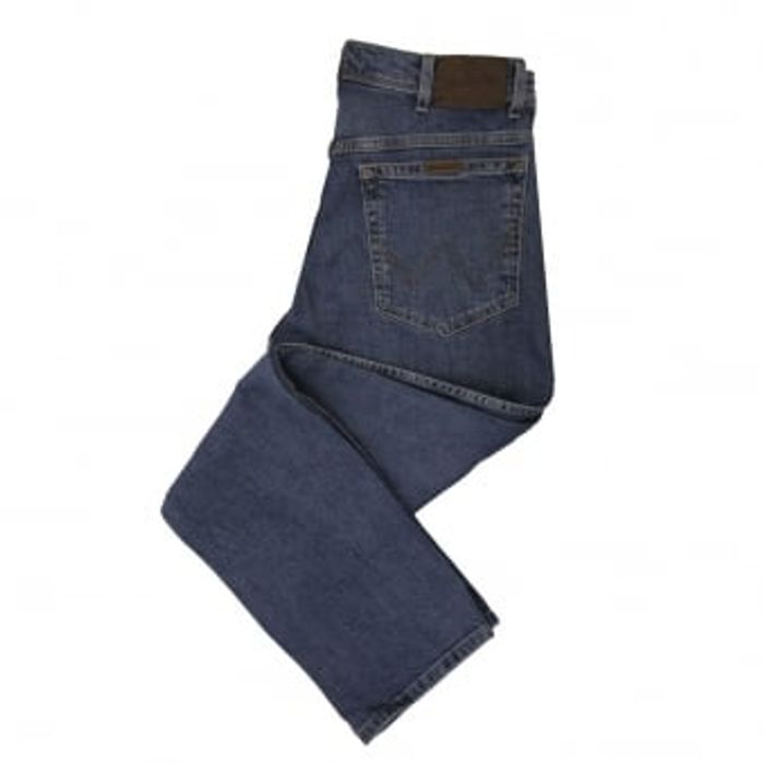 WRANGLER Durable Basic Jeans
