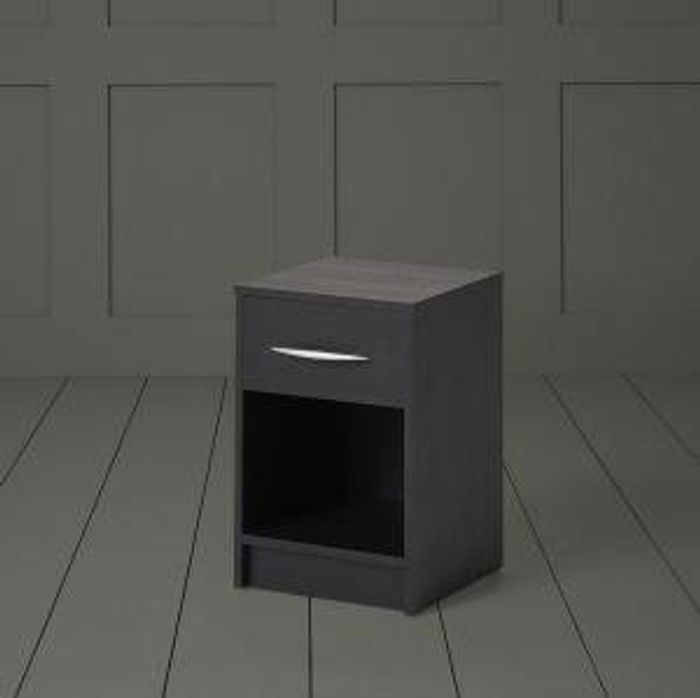 Get Kimpton Bedside Table Only for £9@Tesco