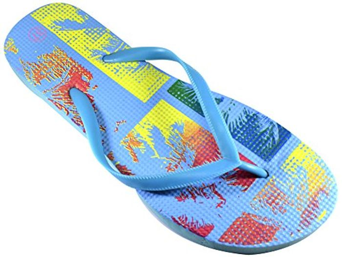 Ladies Summer Beach Wear Flip Flops Collection Various Styles & Colours