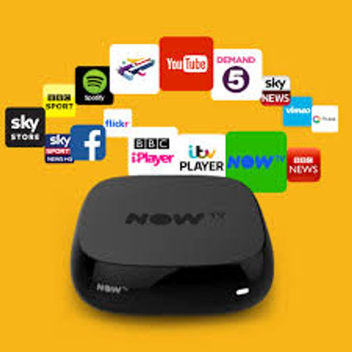 Free Now TV Pass for Existing Customers