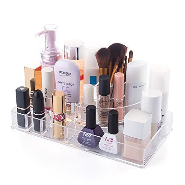 2 Make-up Organisers for Price of 1