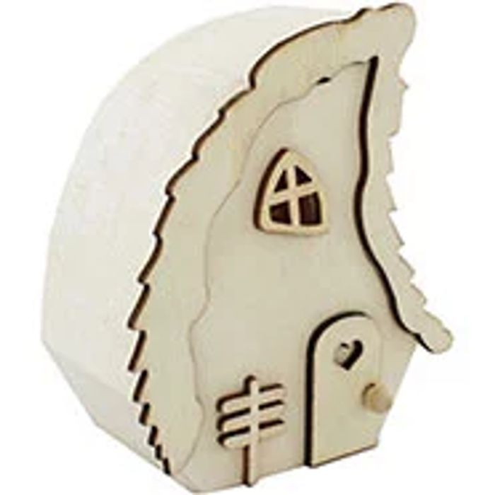 Get Mini Wooden Fairy House Only £2