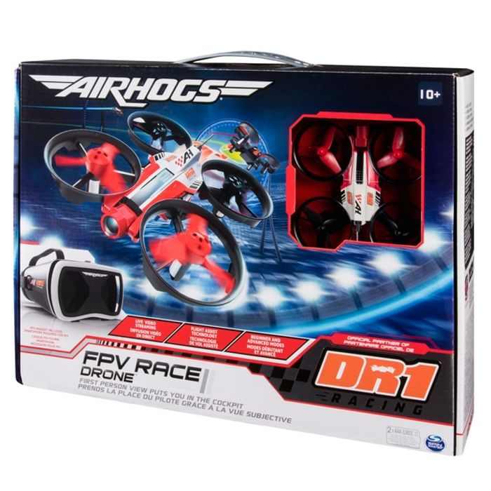 HALF PRICE Air Hogs DR1 FPV Race Drone. if YOU ARE LUCKY!