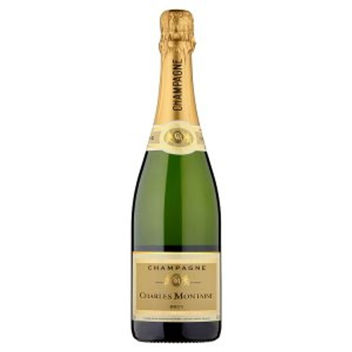 Champagne Just £5.75 at Iceland (Online & In-Store)