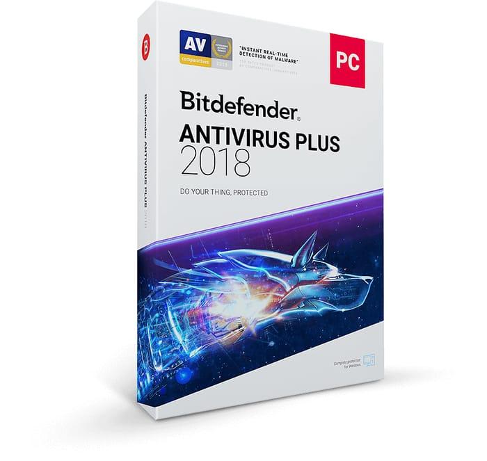 Free Antivirus from Bitdefender