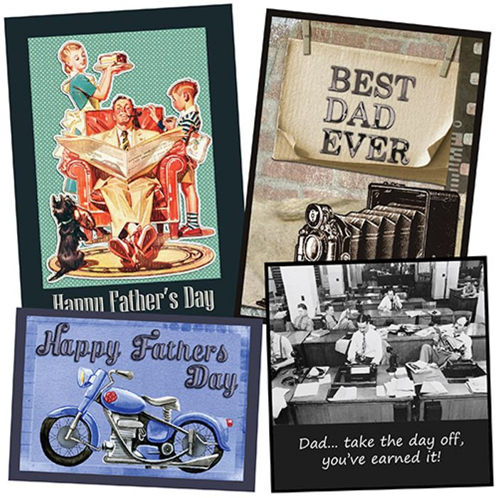Printable Father's Day Cards - Download for Free