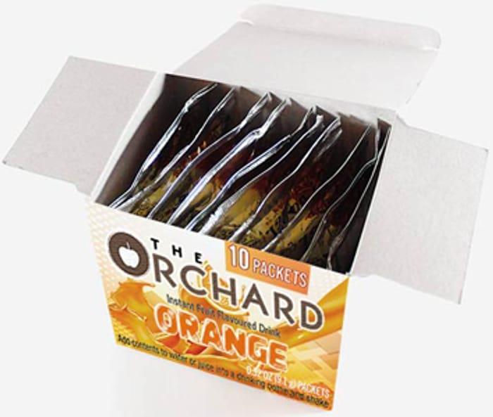 FREE Instant Orange Juice Powder