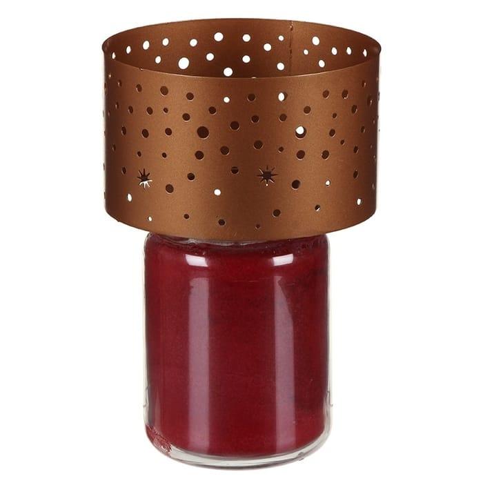 Yankee Candle Magical Christmas Barrel Shade