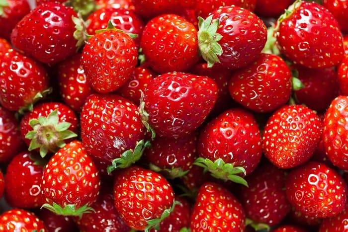 British Strawberries 1KG Only £2.95 at Aldi Instore