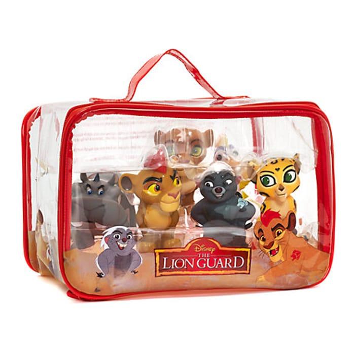 The Lion Guard Bath Toys