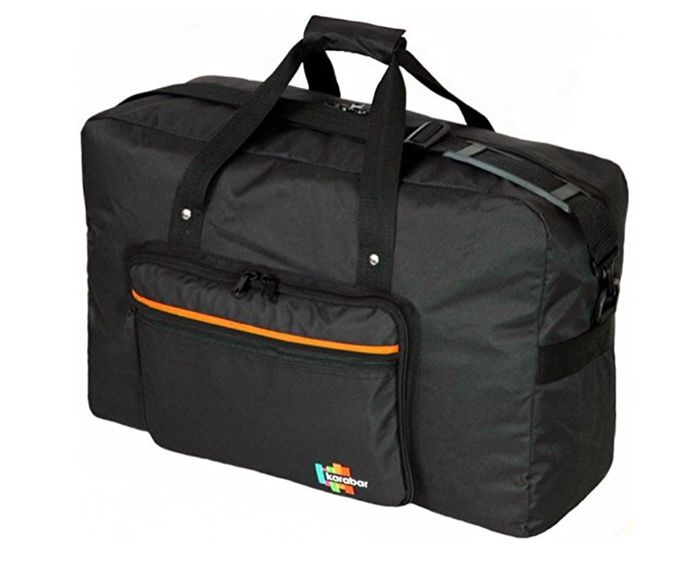 Maximum Size Cabin Bag with 3 Year Warranty (Free Delivery)