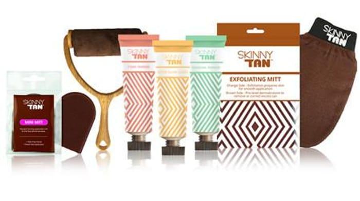 Skinny Tan plus 4 Freebies Ends Soon!