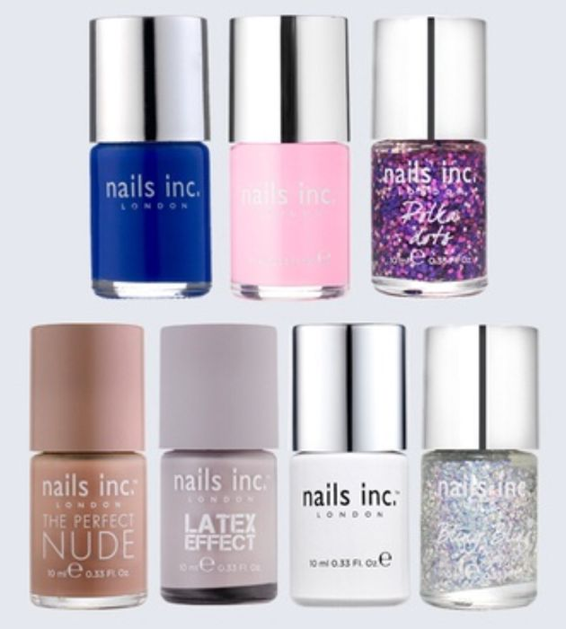 Nails Inc 'One Sparkle at a Time' Collection