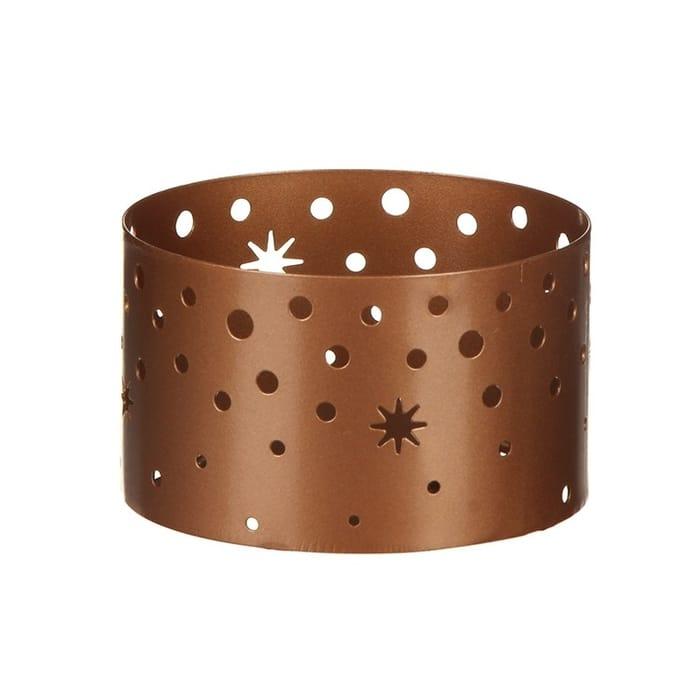 Yankee Candle Magical Christmas Mini Barrel Shade - save 75%