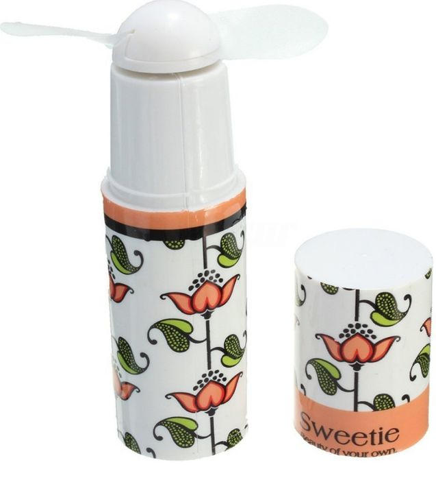 Mini Portable Pocket Fan Lipstick Shape