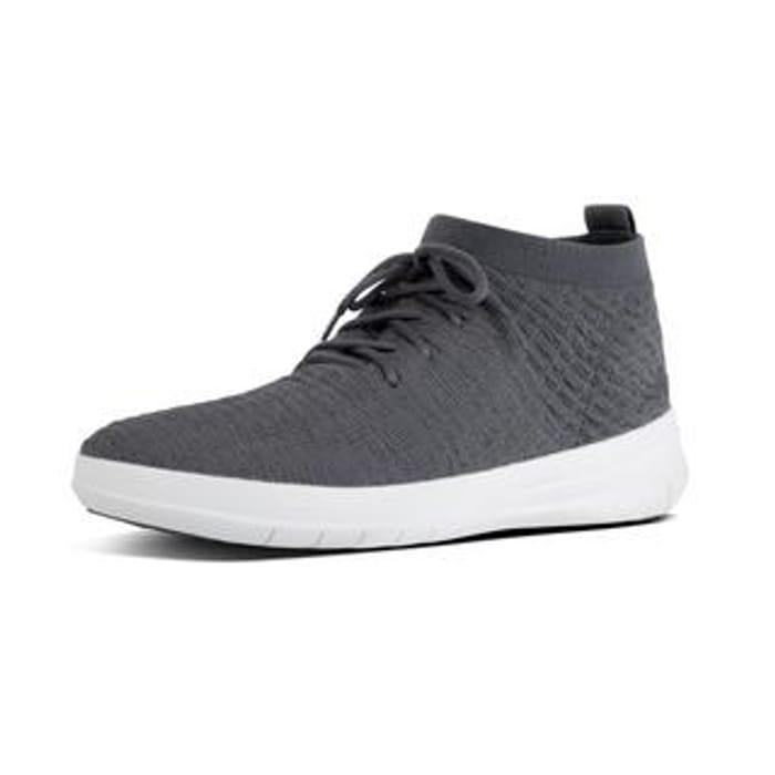 Men's Slip-on High-Top Sneakers